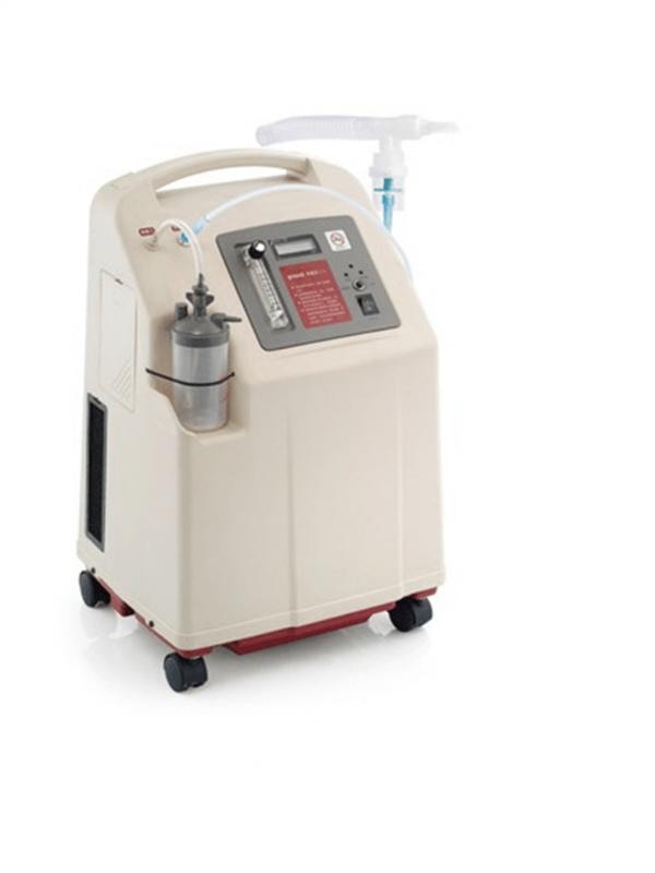 Concentrador de oxigeno yuwell grado medico de 10 litro 7f-10